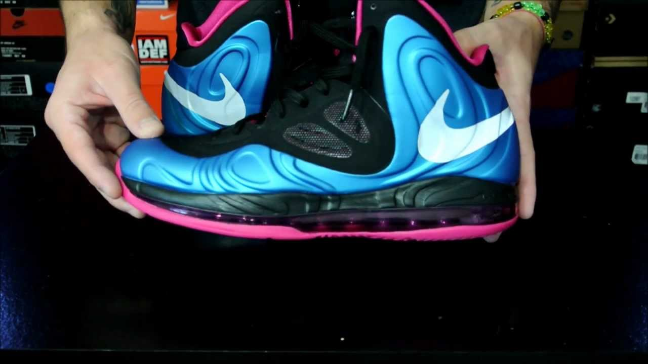 Nike Air Max Hyperposite Performance Review - YouTube 85f6830bd