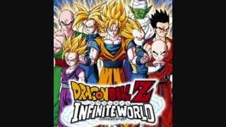 Dragonball Z Infinite World: Underground Organization Powazon