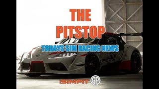 Bond, WRC Leaders, Sim Jobs, McLaren Shadow X2, iRacing AI, E Sport Teams and more