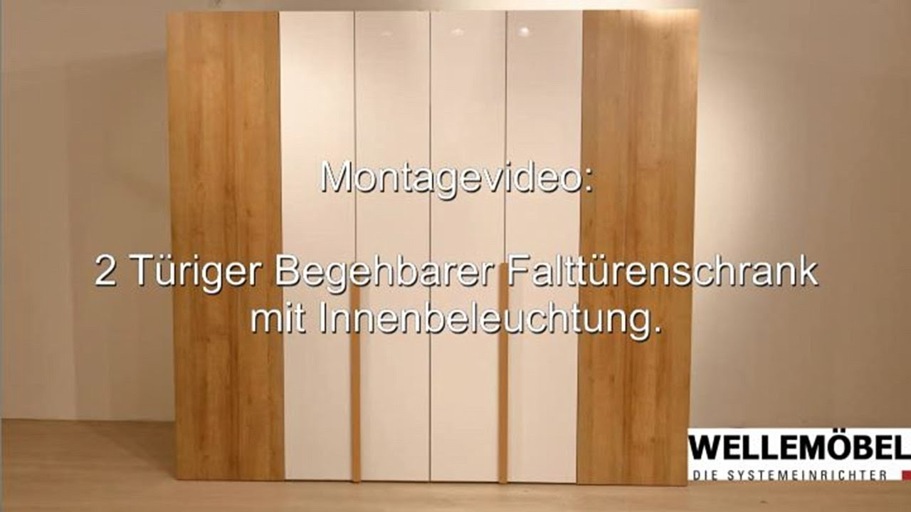Wellemöbel INEO Aufbauanleitung - YouTube
