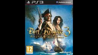 Запись 19 - Port Royale 3 (PS3) - Большой обзор неплохой экономической стратегии.