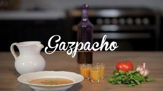Gazpacho | sopa de verão | Cozinha Namu #01