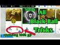 All New Black Ball Tricks Testing in PES 2018 MOBILE| Spending 100K gp