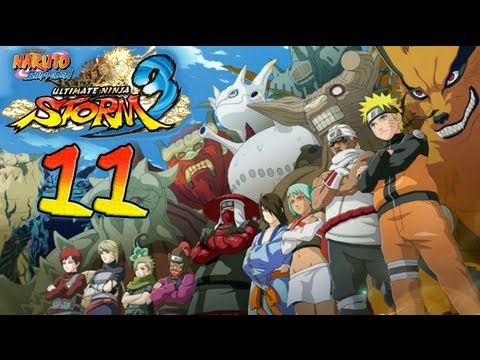 Naruto Shippuden: Ultimate Ninja Storm 3 | Ep.11 | Capitulo 2 | Equipo 7 Reunido
