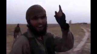 ИГИЛ опубликовали видео обращение, в котором обещают убить Путина