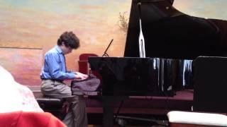 Noah Shafner plays Debussy