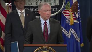 Trump's repeated attacks on Sessions raise questions about Russia probe