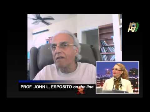 John L. Esposito's views about the progress  in interreligious  corporation