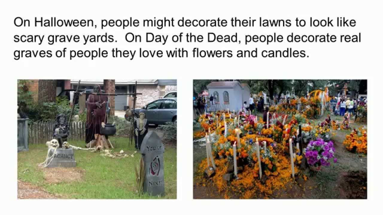 Halloween vs day of the dead youtube halloween vs day of the dead ccuart