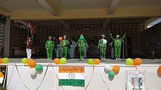 Poem of Republic Day - Holy Cross School, Delhi