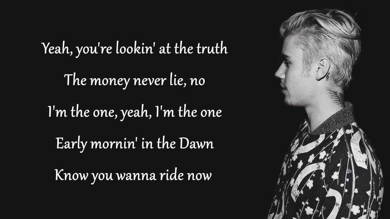 Download I'm the One - DJ Khaled ft. Justin Bieber, Quavo, Chance the Rapper, Lil Wayne (Lyrics)