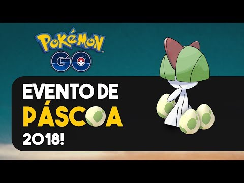 VAZOU O EVENTO DE PÁSCOA DE 2018! |...