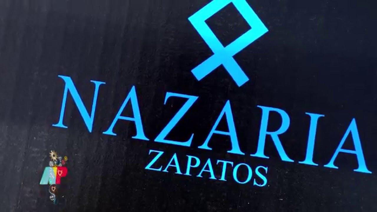 4d81800e NAZARIA ZAPATOS. Entrevista con Leonardo Hammoud. Diciembre de 2015 -  YouTube
