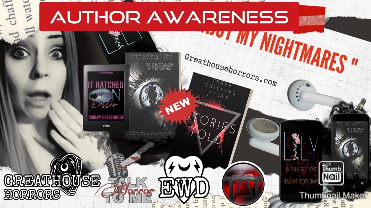 An Interview With Ashley Greathouse | Author Awareness