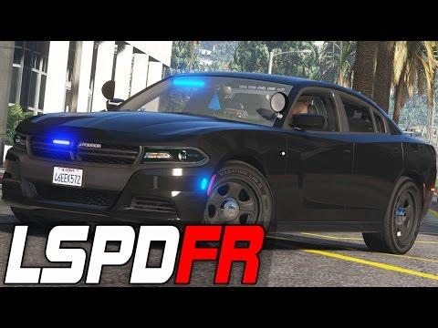 LSPDFR #221 - Drug Task Force (2016 Dodge Charger)