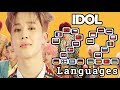 BTS: Idol In 22 Different Languages