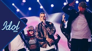 Liam Cacatian Thomassen - Drag me down | Idol Sverige 2016 (TV4)