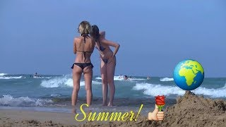Summer 2017, Best Beaches, Mediterranean Sea