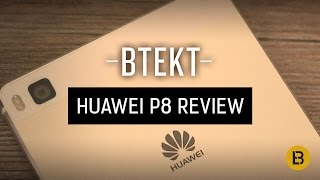 Huawei P8 review: So close!