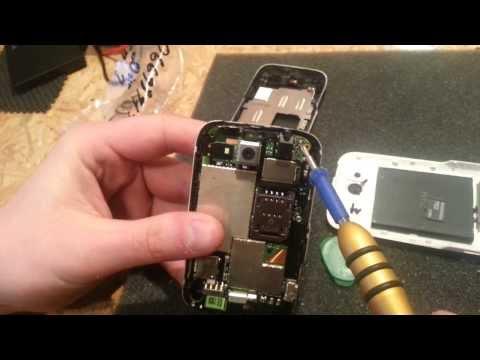 A510 тачскрин - замена. Сенсор HTC Wildfire S как разобрать?