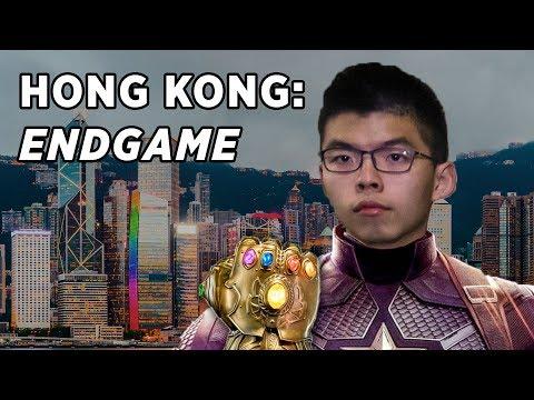Hong Kong: Endgame | Joshua Wong | Hong Kong Protests | China Uncensored