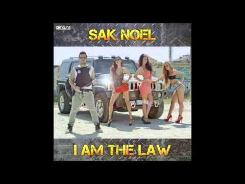 Sak Noel - I Am The Law (DJ Kuba & Ne!tan Remix) K-POP Lyrics Song