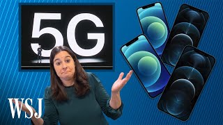 iPhone 12 Pro, iPhone 12, iPhone 12 Mini: Comparing Apple's New 5G Phones | WSJ