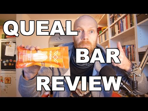 Queal Bar Review - Wunderbar and Go Meal in a Bar