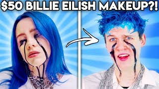 Can You Guess The Price Of These BILLIE EILISH BEAUTY PRODUCTS!? (GAME) Video