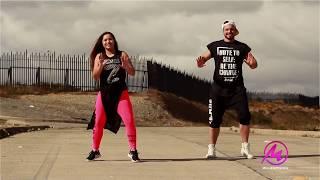 El motorcito - Lirico en la casa - Zumba Choreography - Meli Espinoza