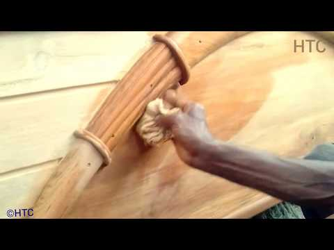 Wood Bed Box - Howto-install