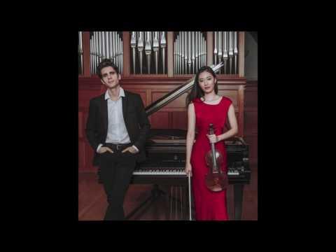 Rachmaninov -Vocalise. Eva Lee(violin) Marc Perna(piano)