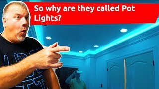 How to Install Recessed Lights in an Existing Ceiling | Pot Lights, Can Lights, Recessed Lighting
