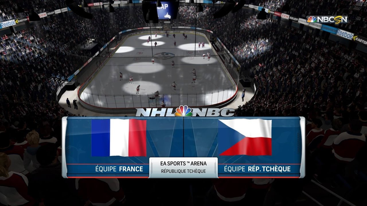 france vs r tcheque championnat du monde hockey sur glace 2017 youtube. Black Bedroom Furniture Sets. Home Design Ideas