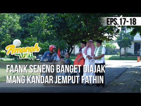 AMANAH WALI 3 - Lucu Banget Faank Sama Mang Kandar Godain Faruk [17 Mei 2019]