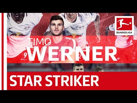 Timo werner - germany's star striker and his road to the world cup 2018