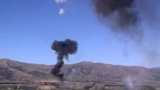 Warbirds Over Wanaka 2012 - Airfield Attack