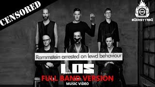 Rammstein - Los: Full Band Version (Music Video) [GER/ENG/RU/ES/PT/FR/EES]