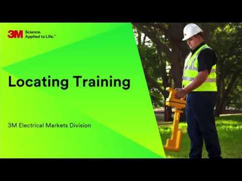 Locating Training With 3M™ Dynatel™ Locators