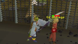 SKULLED 3RD AGE PKING