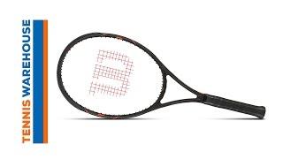 Wilson Burn FST 99S Racquet Review