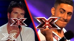 ANGRY X Factor Contestants RILE UP The Judges | X Factor Global