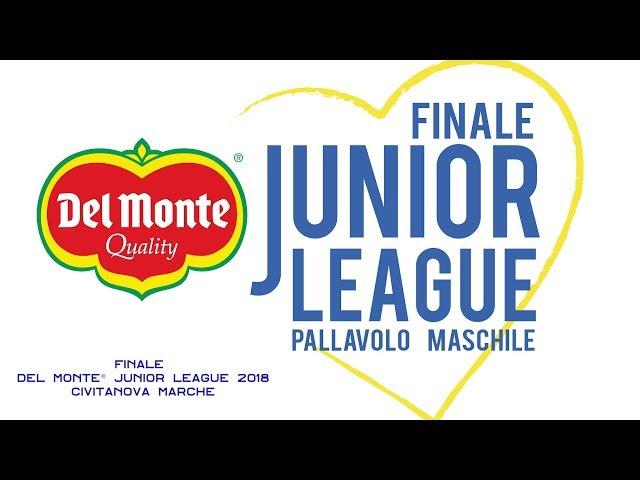 Il videoriassunto della Del Monte® Junior League 2018