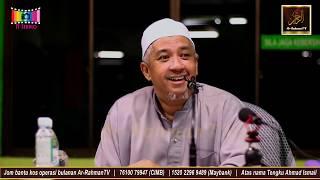 Ustaz Halim Nasir - SAHABAT Yang Berkhidmat Kepada RASULULLAH S.A.W.