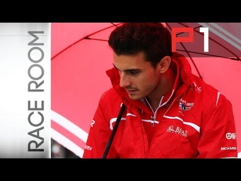 Japanese Grand Prix 2014 - what's your opinion on Jules Bianchi's crash?