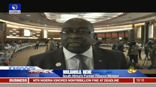 Nene Believes Global Economy Will Recover In 2016 -- 01/01/16