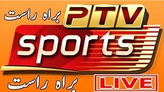 PTV Sports Live Streaming پاکستان بماقبلہ بھارت، براہ راست