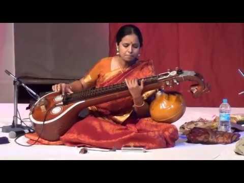Vidushi Jayanthi Kumaresh | Veena Recital | Raag Kamavardini | Jugalbandi (Tabla and Mridangam)