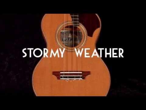 Stormy Weather By Harold Arlen Tenor Ukulele Arrangement Jason