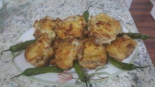 Pollo Frito Sin Aceite Muy Practico Y Delicioso Youtube